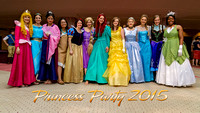Princess Party 2015